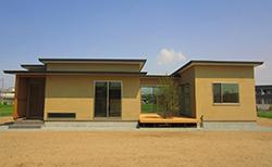 2重断熱+熱交換換気システム採用の超高気密・超高断熱仕様住宅